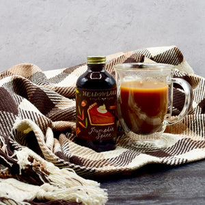 Simple Syrup: Pumpkin Spice