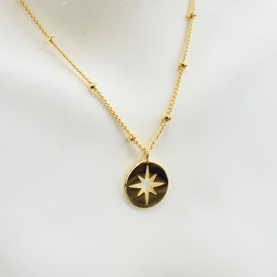 True North Star Necklace