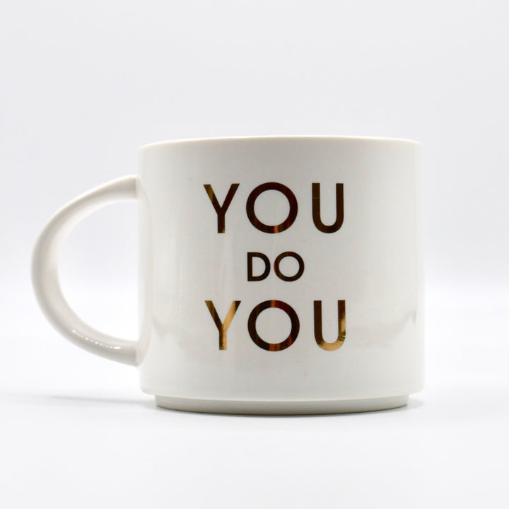 Gold Foil Mug - You Do You