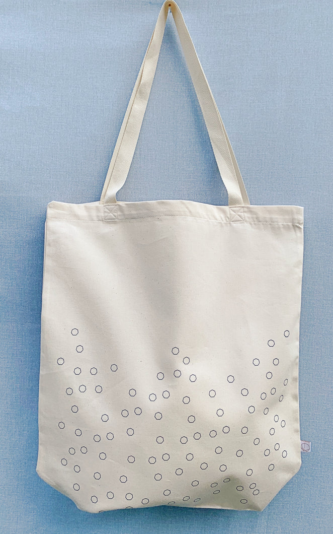 Savannah Tote - Droplets