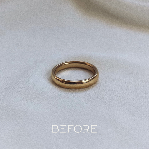 Wedding Band Redesign Before