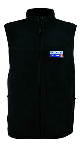 Box Logo Vest - Black