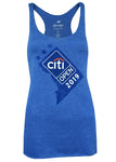 Womens DC State Logo Tank - Royal