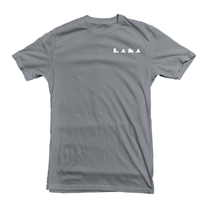 LAKA T - Steely Gray