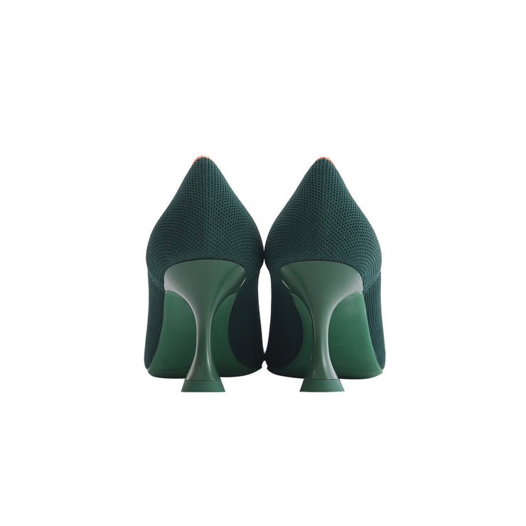 Heels with Solid Top (various color)