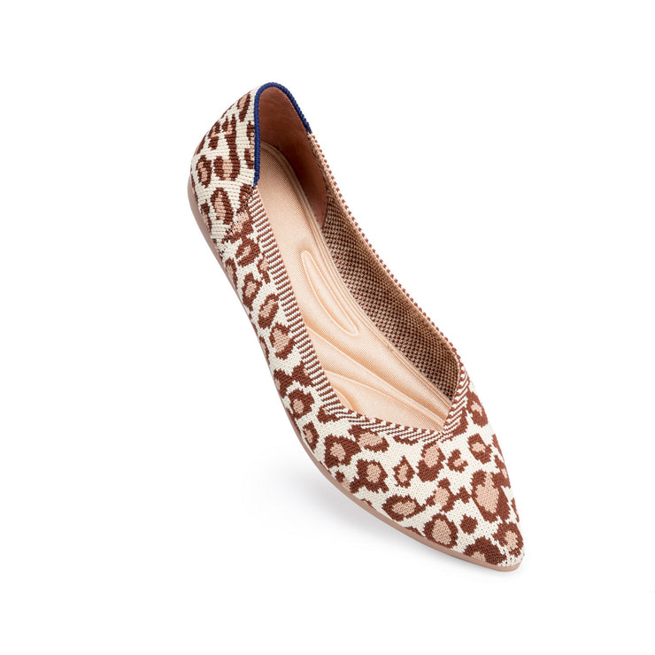 Point Toe Leopard (various color)