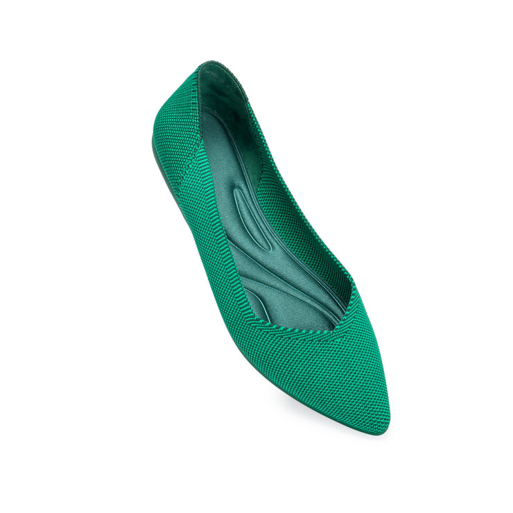Point Toe Solid (various color)