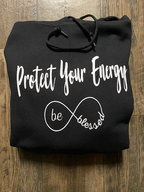 Protect Your Energy - Pullover Hoodie