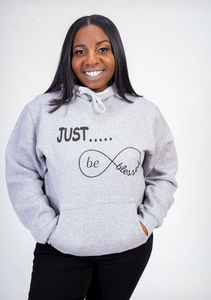 Just Be Blessed - Pullover Hoodie