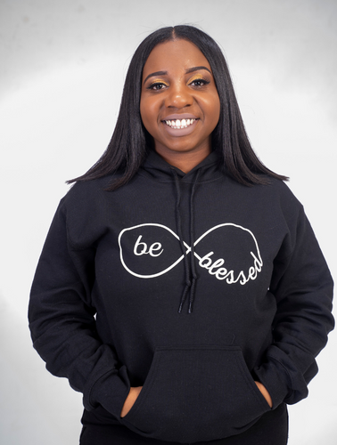 Be Blessed - Pullover Hoodie