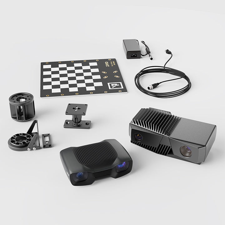 Industrial 3D developer kits