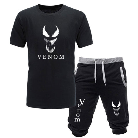 Marvel Venom T-Shirt und Shorts