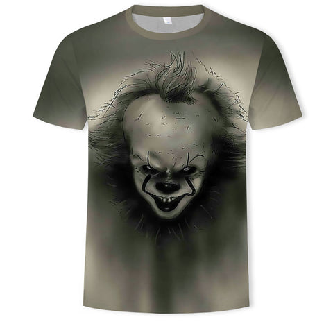 Horror Clown T-Shirt