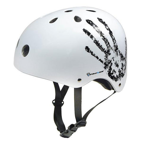 CASCO FREESTYLE MTV12 BLANCO