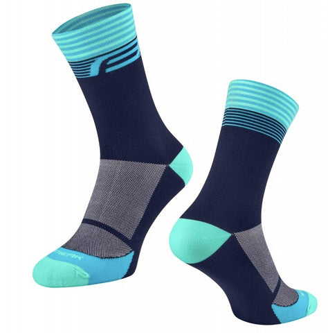 CALCETINES FORCE STREAK BLUE
