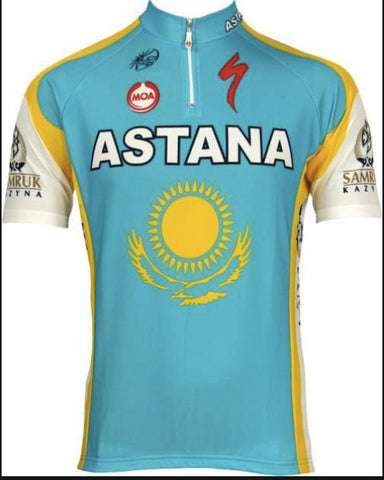 MAILLOT VINTAGE EQUIPO  ASTANA