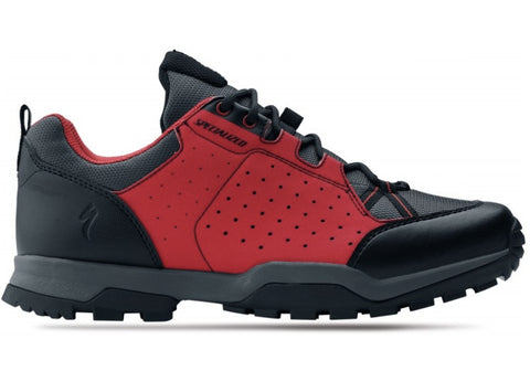 ZAPATILLAS SPECIALIZED TAHOE ROJO/NEGRO