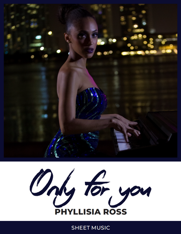 ONLY FOR YOU Sheet Music