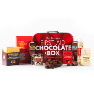 First Aid Chocolate Box