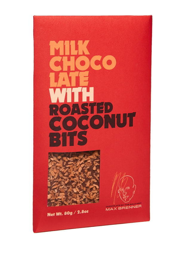 Tablet – Milk with Coconut (80g)