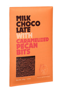 Tablet – Milk with Pecan (80g)