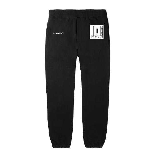 Fit Check™ Joggers (Black)