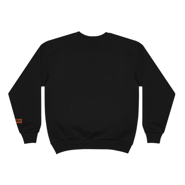 CORE LOGO CREWNECK (BLACK)