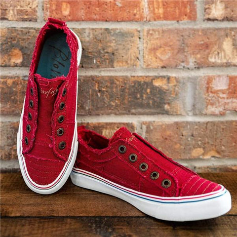 Sofiawears Jester Red Play Sneaker