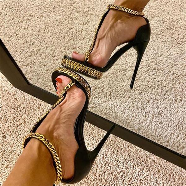 Sofiawears Sexy High Heel Sandals