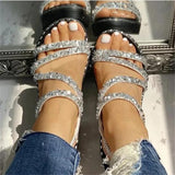 Sofiawears European and American fashion sandals
