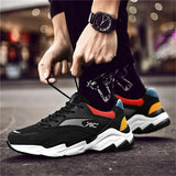 Sofiawears Couple Models Fashion Casual Running Sneakers