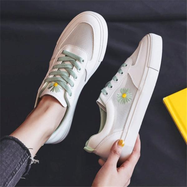 Sofiawears Fashion Little Daisy Sneakers