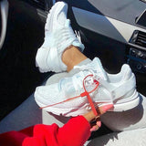 Sofiawears Breathable Fashion Casual Running Sneakers