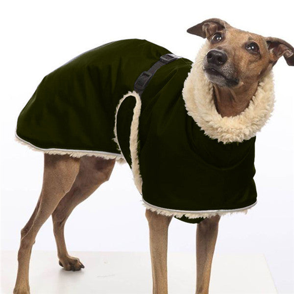 Sofiawears Warm Coat For Dog Pet Clothes