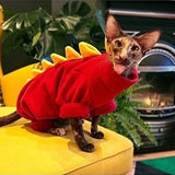 Sofiawears Cute Dragon Shirt For Dog Pet Clothes