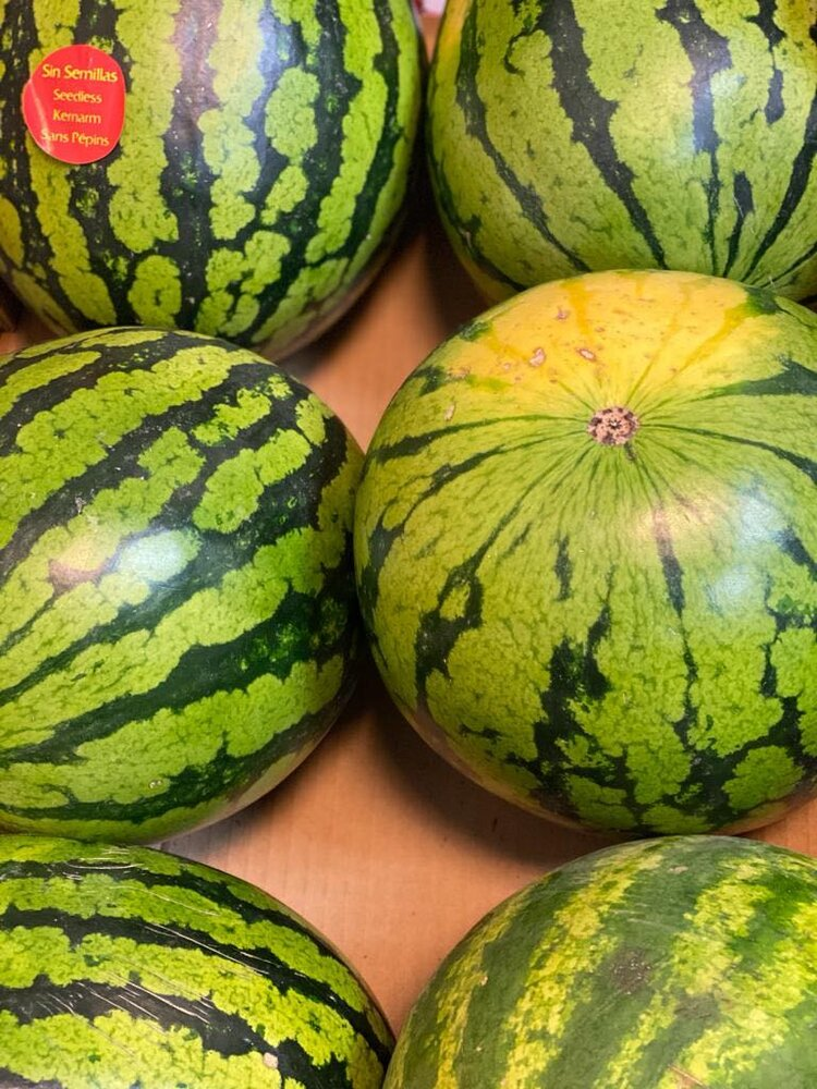 Watermelon - NOT AVAILABLE FOR NATIONWIDE DELIVERY  Fruit Fruit Magnificent Marrow