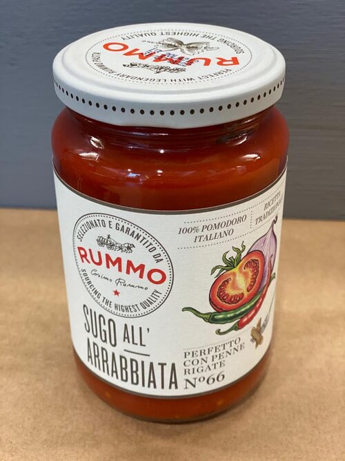 Rummo Arrabbiata Sauce  Deli Deli Magnificent Marrow