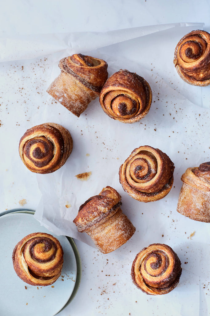 Cinnamon Bun  Pastries Pastries Magnificent Marrow