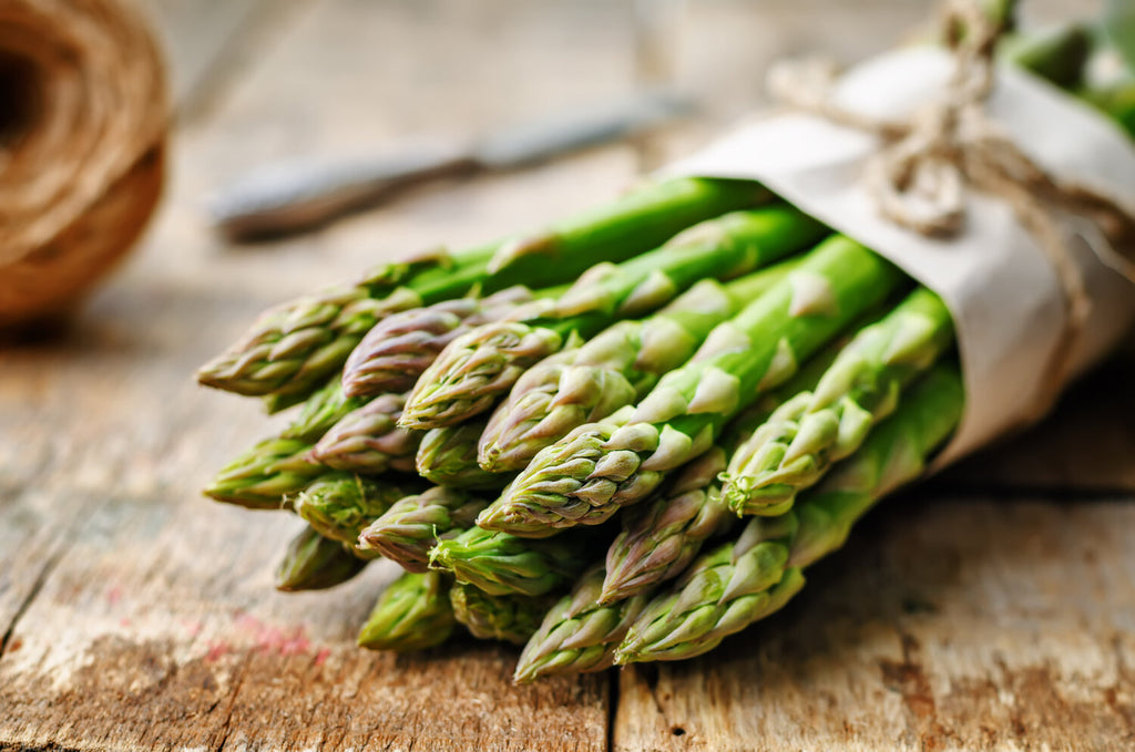 Green Asparagus  Vegetable Vegetables Magnificent Marrow