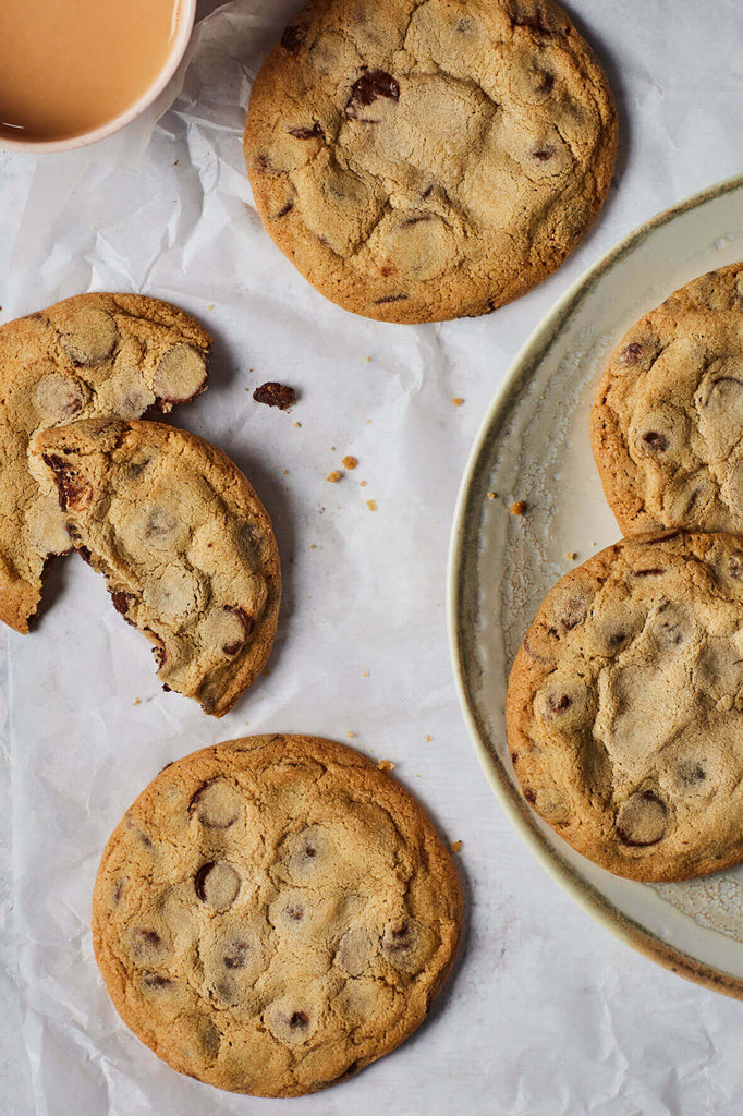 Chocolate Chip Cookie  Cookies Cookies Magnificent Marrow