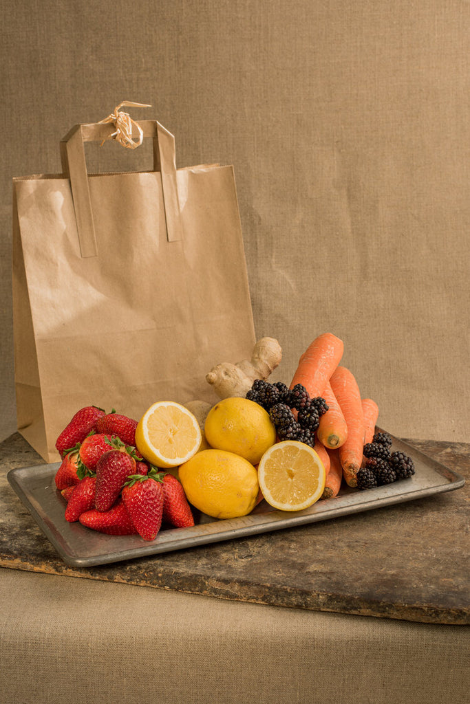 Immune Booster Bag  Fruit, Vegetables Vegetables Magnificent Marrow