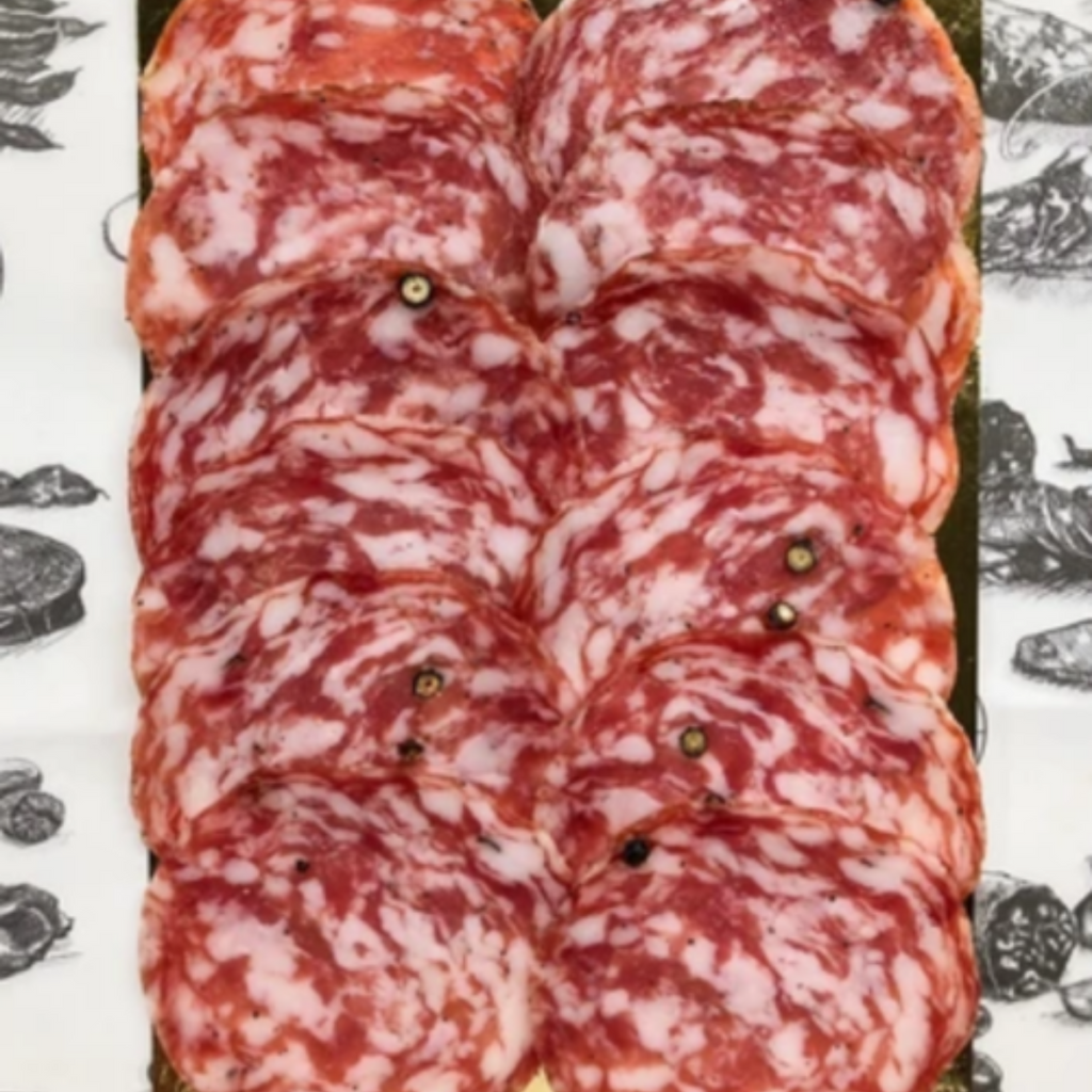 Cobble Lane Cured Salt and Pepper Salami  Cured Meat, Deli Deli Magnificent Marrow