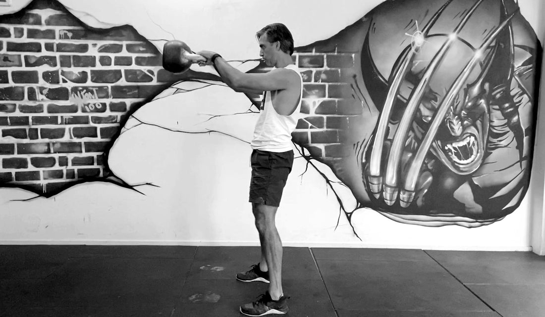 Kettlebell Swings: Straight or Bent Arms?