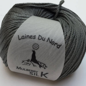 Mulberry Silk, 50g/125m 100% SIID