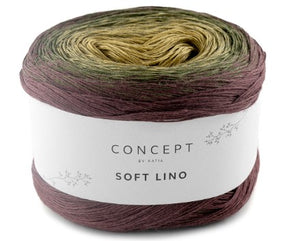 Soft Lino, Concept by Katia 150g/750m