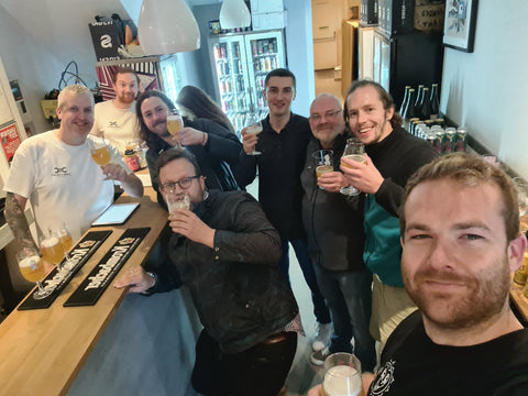 Cask and Craft Bullhouse Tap Takeover