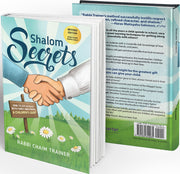 Shalom Secrets, How to Live in Peace with Family and Friends, A Children's Guide (Hardcover)