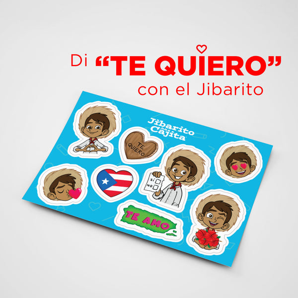 Mini Stickers | San Valentín