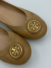 Load image into Gallery viewer, Tory Burch Reva Patent ballet flats