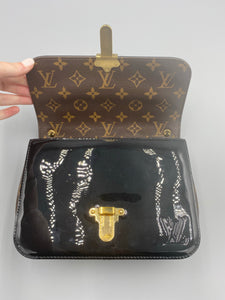 Louis Vuitton Cherrywood BB Noir Mirror bag